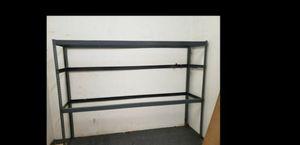 Metal shelves racks for Sale in Montclair, CA