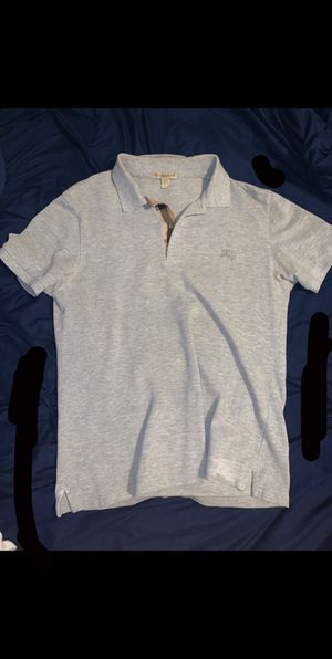 Burberry collar shirt small for Sale in Phoenix, AZ