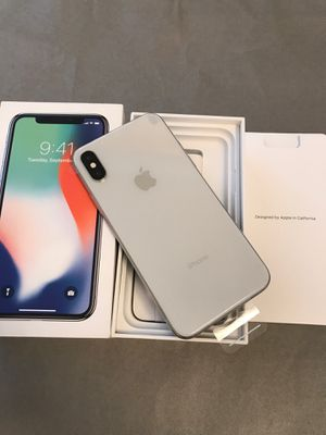 Apple iPhone X unlocked brand new for Sale in San Jose, CA