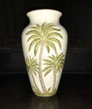 """ Heartfelt"" Palm Tree Vase for Sale in Myrtle Beach, SC"