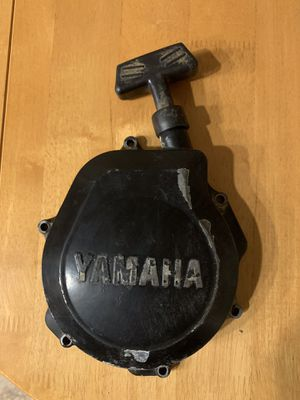 Yamaha big bear 350 starter assembly w/ bolts OEM Yamaha part 1uy-15710-0000 for Sale in Pearland, TX