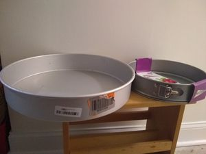 Pot/steamer and baking pans for Sale in Falls Church, VA