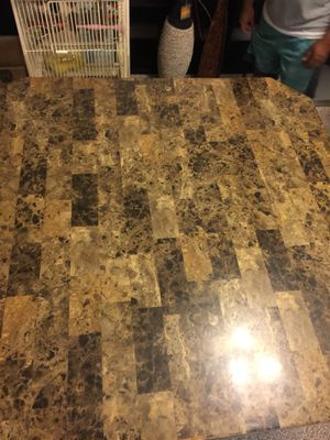Beautiful large table no chair (located in Orlando Florida) for Sale in Alafaya, FL