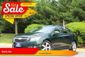 2014 Chevrolet Cruze for Sale in Sterling, VA