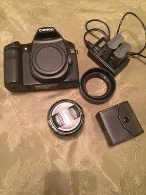 Canon EOS 40D semiprofessional DSLR Camera bundle for Sale in West Haven, CT