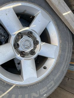 Nissan Stock Rims for Sale in Tulare,  CA