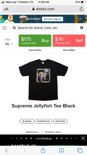 Supreme -T-shirt's for Sale in Palmetto Bay, FL