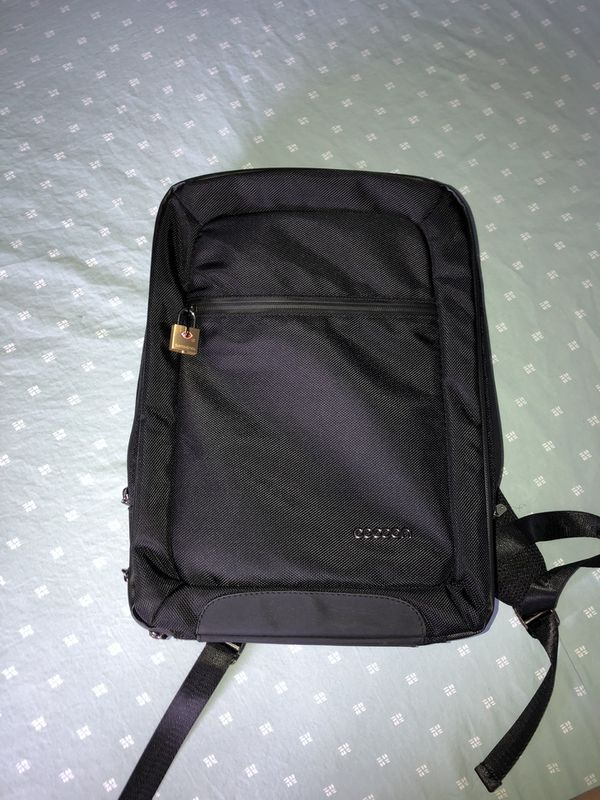 Cocoon laptop backpack