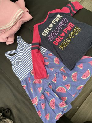 Baby Clothes Lot Dress T Shirt 2T 3T Shoes Size 8 for Sale in Miami Beach, FL