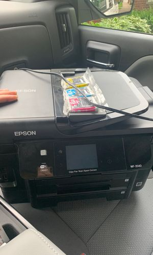 EPSON WF-3540 for Sale in Plymouth, MI