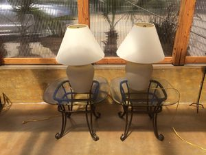 Great lamps for Sale in Wenatchee, WA