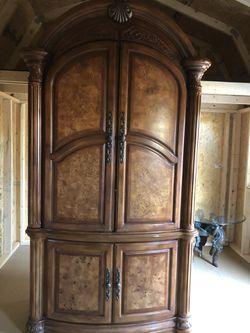 Antique Armoire- $350 for Sale in Newton,  KS