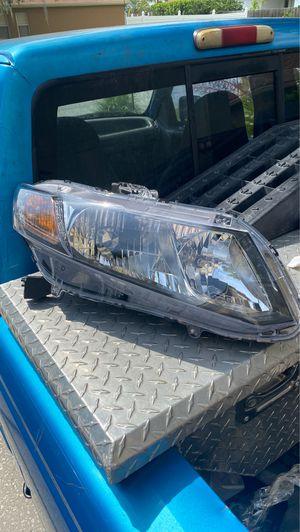 13-15 Honda Civic aftermarket passenger side headlight for Sale in Zephyrhills, FL