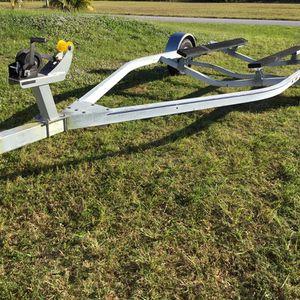 """19"""" Ft Boat Trailer Galvanized Torsion Axle for Sale in Cape Coral, FL"""