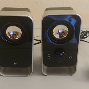 Logitech LS11 2.0 Stereo Speaker System for Sale in Queens, NY
