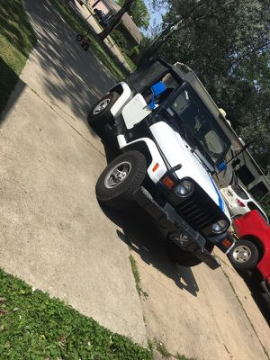 Jeep Wrangler for Sale in Brownstown Charter Township, MI