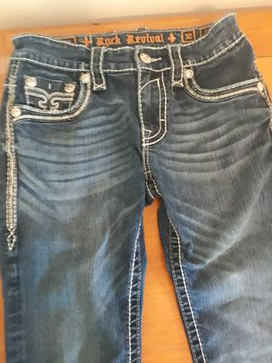 Rock revival mens jeans for Sale in Vancouver, WA