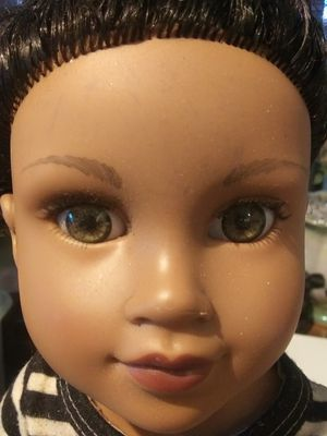 American girl doll with 10 pairs of shoes for Sale in Henderson, NV