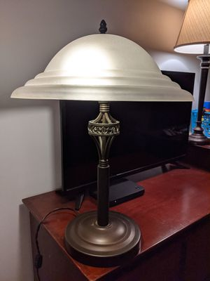Cast Iron Table Lamp for Sale in Philadelphia, PA