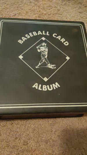 Baseball card album for Sale in Houston, TX