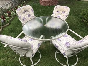 Beautiful Patio Set!!! $80 for Sale in Cicero, IL