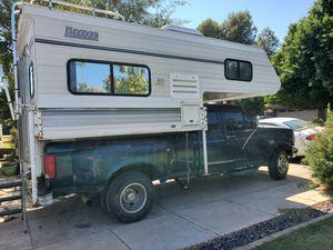 Truck & camper combo for Sale in Phoenix, AZ
