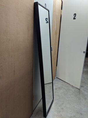 Large stand up mirror for Sale in Seattle, WA