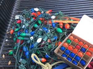 Christmas lights for Sale in Los Angeles, CA