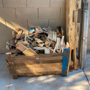 Free Fire Wood for Sale in Chandler, AZ