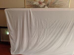 Queen bed metal frame for Sale in Murrieta, CA