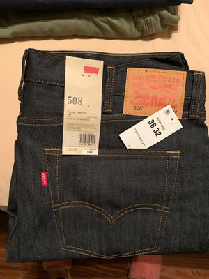 Levi Jeans (Men's) style 508 for Sale in Tamarac, FL