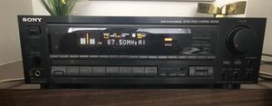 Sony STR-AV770 Surround Sound Stereo Receiver and Two Sony SS-F5000P 3-Way Floor-Standing Speakers + Extra Speaker Cable for Sale in Oakland Park, FL