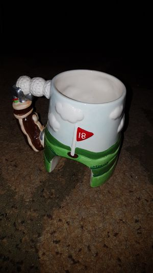 Golf Coffee Mug for Sale in Lowville, NY