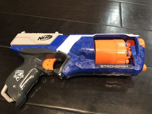 Nerf Gun (with bullets) for Sale in Ladera Ranch, CA