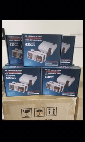 RETRO MINI NES CLASSIC VIDEO CONSOLE for Sale in Chino Hills, CA
