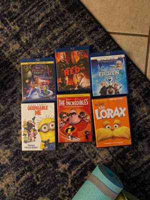 DVDs for Sale in Sacramento, CA