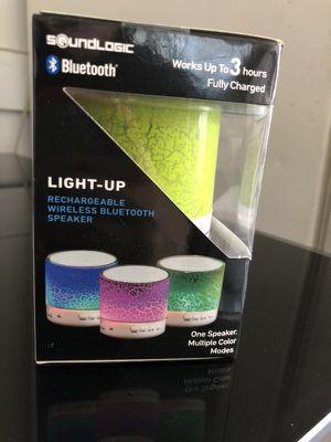 Soundlogic Bluetooth speaker. for Sale in Boston, MA