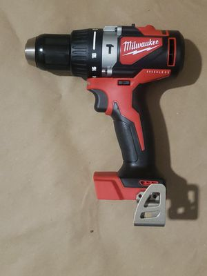MILWAUKEE M18 COMPACT BRUSHLESS 1/2 HAMMER DRILL for Sale in Greenville, SC