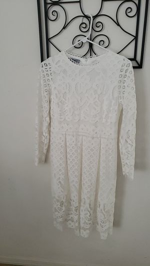 White Lace Dress for Sale in Gibsonton, FL