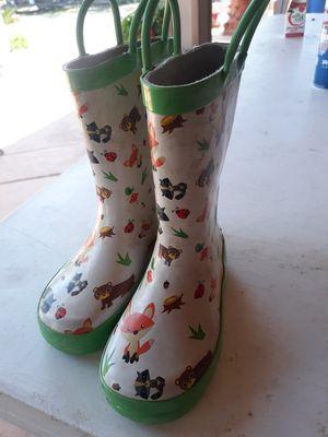 Rain boots for Sale in Winchester, CA