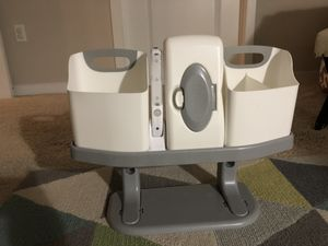 Baby changing station center organizer for Sale in Alexandria, VA