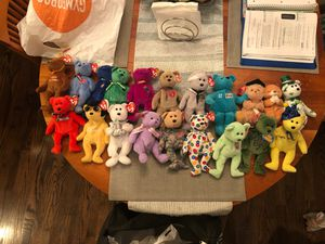 38 Assorted Beanie Babies for Sale in Arvada, CO