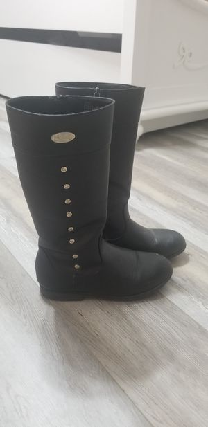 Girls boots size 3 for Sale in Davie, FL