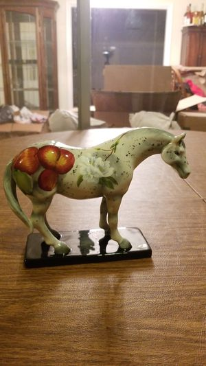 "Porcelain painted Horse ""appleoosa"" for Sale in Rialto, CA"