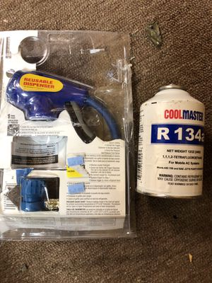 Ac Freon and recharge kit for Sale in Hernando, MS