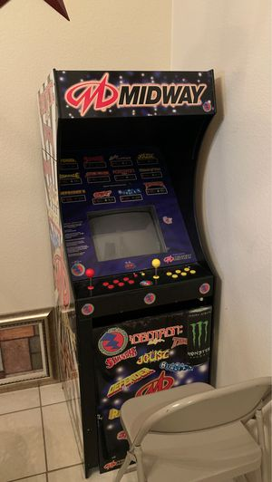 12 games Midway arcade for Sale in Winchester, CA