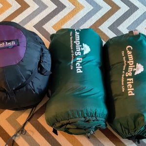 3 Sleeping Bags, Great For Car Camping for Sale in Bellevue, WA