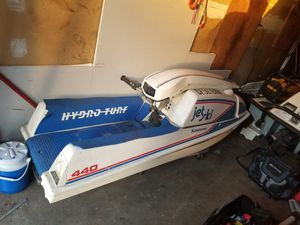 Kawasaki stand up jet ski 550 swap for Sale in Fresno, CA