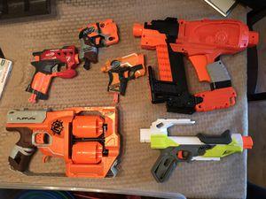 Nerf Gun Lot for Sale in Ijamsville, MD