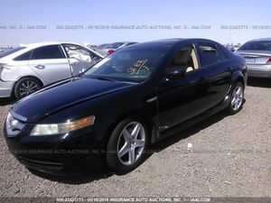 Wrecked 05 Acura TL for parts only for Sale in Phoenix, AZ
